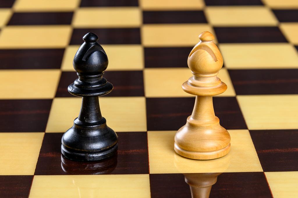 Fou jeu d'échecs